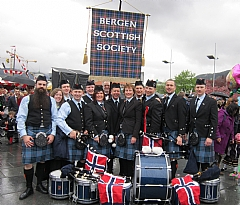 Bergen Pipes & Drums