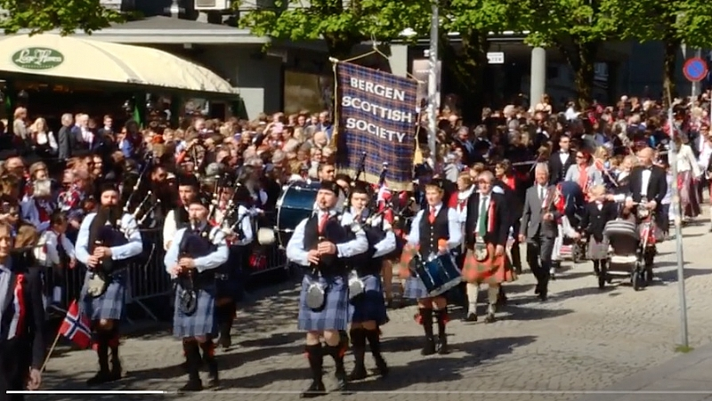 Welcome to the Bergen Scottish Society website!